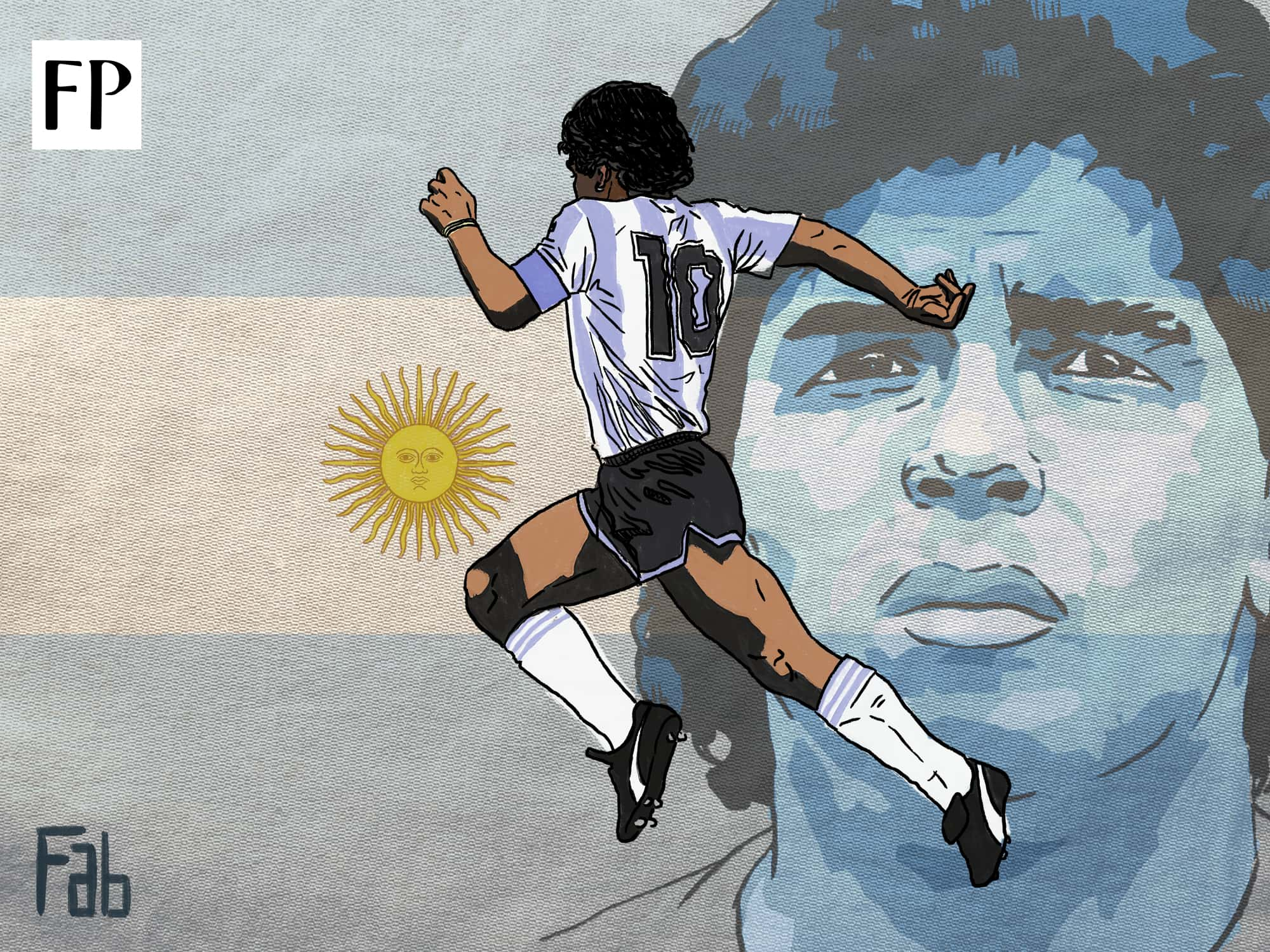 The Political Power Of Diego Maradona Through Five World Cups Part 1